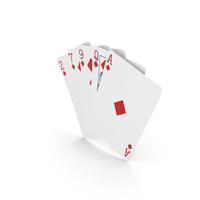 Poker Hand Flush PNG & PSD Images
