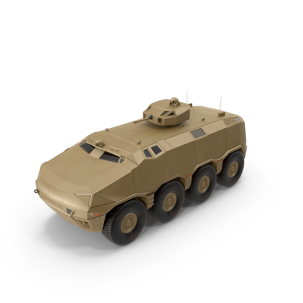 Armored Vehicle 4 PNG & PSD Images
