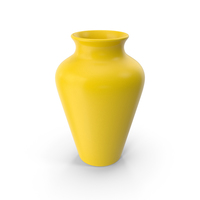 Pottery Yellow PNG & PSD Images
