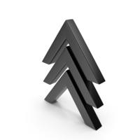 Arrow Black PNG & PSD Images
