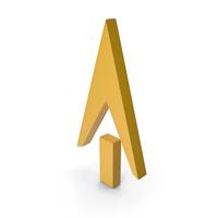 Arrow Yellow PNG & PSD Images