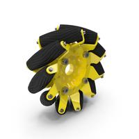 Mecanum Wheel PNG & PSD Images
