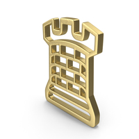 Rook Logo Gold PNG & PSD Images