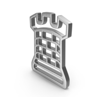 Rook Logo Silver PNG & PSD Images