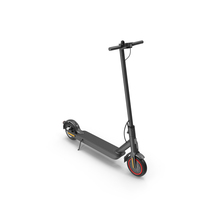 Xiaomi Electric Scooter PNG & PSD Images