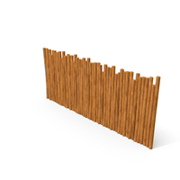 wooden palisade PNG & PSD Images
