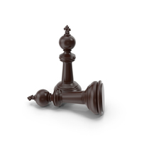 Chess King Brown PNG & PSD Images