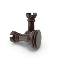 Chess Rook Brown PNG & PSD Images