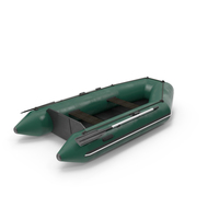Rubber Inflatable Boat PNG & PSD Images