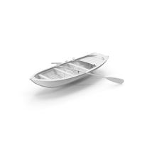 Row Boat PNG & PSD Images