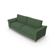 Sofa Green PNG & PSD Images