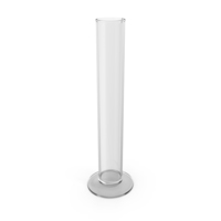 Glass Cylinder PNG & PSD Images