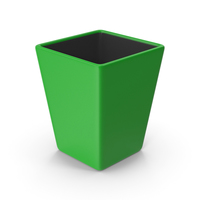Square Vase PNG & PSD Images