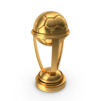 Football Cup Gold PNG & PSD Images
