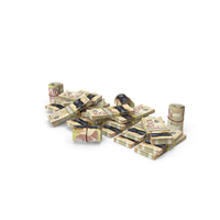 Pile of Canadian Dollar Stack PNG & PSD Images