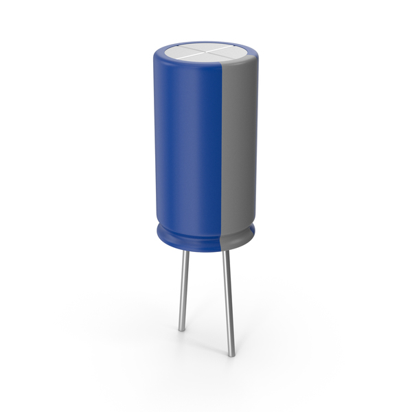Electricity Resistor Blue PNG & PSD Images