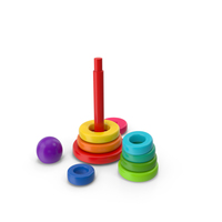 Ring Colored Toy PNG & PSD Images