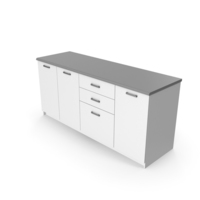 Kitchen Cabinet White PNG & PSD Images