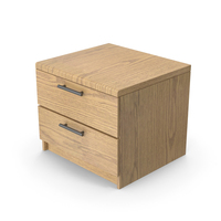 Wooden Bedroom Cabinet PNG & PSD Images