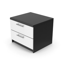 Night Stand Black White PNG & PSD Images