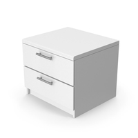 Bedroom Cabinet White PNG & PSD Images