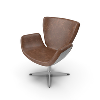 Swivel Chair Soho Soft Tin by KARE Design PNG & PSD Images