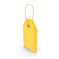 Price Tag Yellow PNG & PSD Images