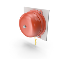 Fire Alarm Bell PNG & PSD Images