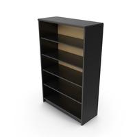 Book Shelf Black PNG & PSD Images