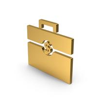 Gold Symbol Portfolio PNG & PSD Images