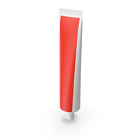 Toothpaste Red White PNG & PSD Images