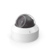 White Dome Camera PNG & PSD Images