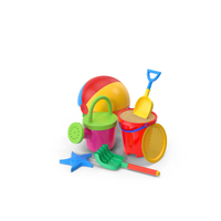 Beach Sand Toys PNG & PSD Images