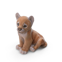 Young lion PNG & PSD Images
