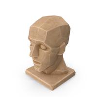 Plane Head Sculpture PNG & PSD Images
