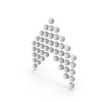 Ball Arrow Up PNG & PSD Images