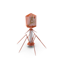 Bacteriophage Virus PNG & PSD Images