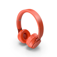 Beats Solo Pro 2019 Red PNG & PSD Images