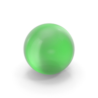 Glass Ball Green PNG & PSD Images