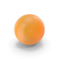Orange Ball Glass PNG & PSD Images