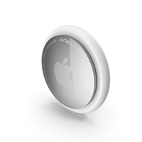 Apple AirTag PNG & PSD Images