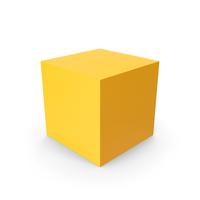 Cube Orange PNG & PSD Images