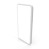 Generic Smartphone White PNG & PSD Images
