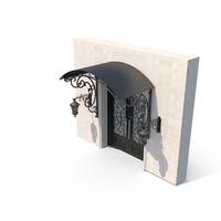 Full Exterior Door PNG & PSD Images