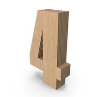4 Wood PNG & PSD Images