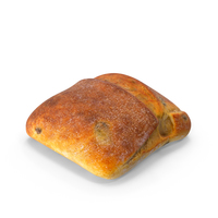 Ciabatta With Olives PNG & PSD Images