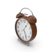 Alarm Clock Brown PNG & PSD Images