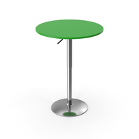 Bar Table Green PNG & PSD Images