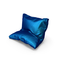 Leaning Pillow Silk PNG & PSD Images