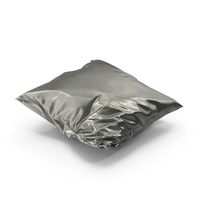 Wrinkly Pillow Metallic PNG & PSD Images